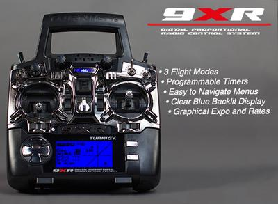 Turnigy9xr Transmitter