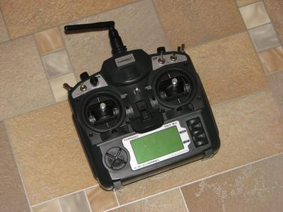 Turnigy 9x radio transmitter