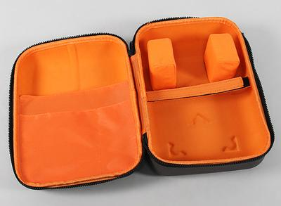 Turnigy transmitter plastic carrying case opened